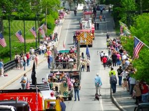 4th of July Parade Orono, Maine