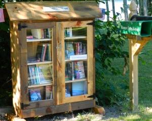 Pushaw Neighborhood                     Little Free Library