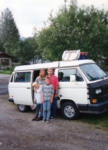 Anchorage, Alaska 1995