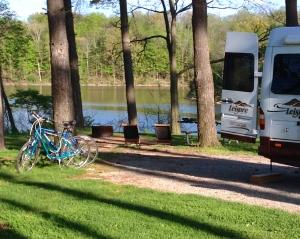 Witten Woods Campground Cincinnati,  Ohio