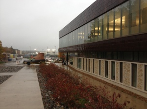 Student Fitness and Recreation Center at the University of Maine