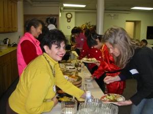 Women of the World    Luncheon  Orono Maine