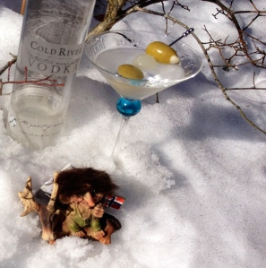 One of the last Martini Fridays of winter.