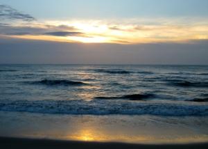 Sunrise along the Southern Coast
