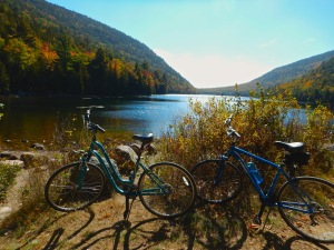Bicycling in Acadia National Park